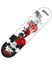 Скейтборд TEMPISH Metropol A White-Red-Black