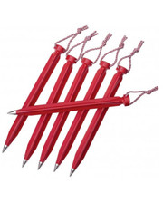 CASCADE Designs Dart Stake 9 inch Kit Red