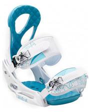 Burton Stiletto EST 13 White-Blue M