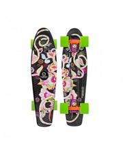 Скейтборд TEMPISH SILIC/Black