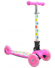 Kiddimoto Pastel Dotty
