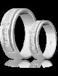 Eclipse Diamonds Обручальное кольцо с бриллиантами 023192