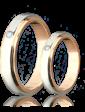 Eclipse Diamonds Обручальное кольцо с бриллиантом 023184