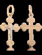 Танго Золотой православный крестик 024259