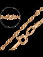 Золота лелека Золотая цепочка Сингапур 10102