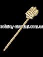 Золота лелека Золотой значок Герб Украины 09003