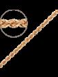 Багет Золотая цепочка Жгут 9602403-2