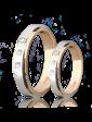 Eclipse Diamonds Обручальное кольцо с бриллиантами 023183