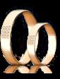 Eclipse Diamonds Обручальное кольцо с бриллиантами 023185