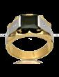 Киевголд Кольцо печатка 764