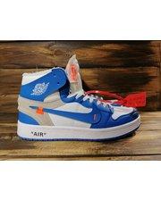 Nike Air Jordan x OFF-White (реплика) 00037