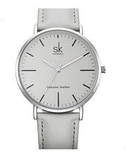 SK Женские наручные часы Shengke Leather
