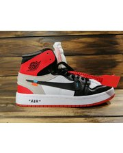 Nike Air Jordan x OFF-White (реплика) 00038