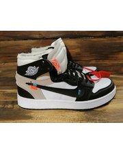 Nike Air Jordan x OFF-White (реплика) 00022