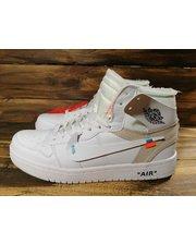 Nike Air Jordan x OFF-White (реплика) 00039
