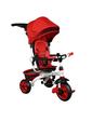Best Trike Трехколесный велосипед DT 128, красный, (47771)