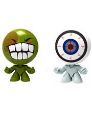Morbs Набор 2 игрушки-фигурки-трансформеры, (вид 6), (45665)