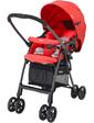Aprica Прогулочная коляска LUXUNA LIGHT CTS CHEERFUL RED, красная, (92977)