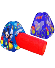 Disney Палатка Mickey Mouse, с тоннелем, (KI-3304-П (D-3304))