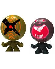 Morbs Набор 2 игрушки-фигурки-трансформеры, (вид 5), (45665)
