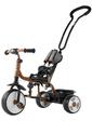 MILLY MALLY Велосипед трехколесный Boby 2015 Brown, (5901761121384)