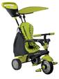 smarTrike Трёхколёсный металлический велосипед Glow 4 в 1 зелёный, (6600800)