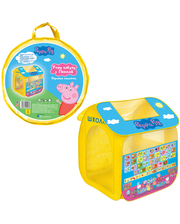 Peppa Pig Игровая палатка Учим азбуку с Пеппой, (30010)