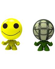 Morbs Набор 2 игрушки-фигурки-трансформеры, (вид 8), (45665)