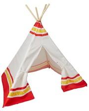 Hape Toys Детская игровая палатка Вигвам, (красный), (E4307)
