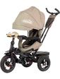 baby tilly Велосипед трехколесный CAYMAN с пультом, бежевый, (T-381/2 Бежевый)