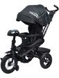 baby tilly Велосипед трехколесный CAYMAN с пультом, черный, (T-381/2 Черный)