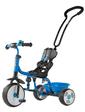 MILLY MALLY Велосипед трехколесный Boby 2015 blue, (5901761121360)