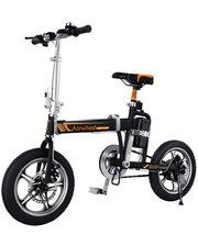 Airwheel Электровелосипед R5T 214,6WH, черный, (6925611240062)