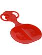 Технок Санки-ледянки, большие, красные, (1318)