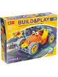 Moby Toys Конструктор с мягкими деталями Car, 114 дет., (J-108B)