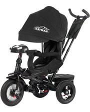 baby tilly Велосипед трехколесный CAYMAN, темно-серый, (T-381/2 Темно-серый)