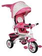 Best Trike Трехколесный велосипед DT 128, розовый, (47770)