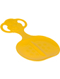 Технок Санки-ледянки, малые, желтые, (1028)