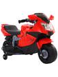 baby tilly Электромотоцикл T-7215, красный, (T-7215 RED)