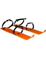 MAXIMUS Лыжи-коньки, оранжевые, (5082)