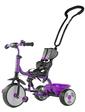 MILLY MALLY Велосипед с подножкой Boby 2015 violet, (5901761121391)