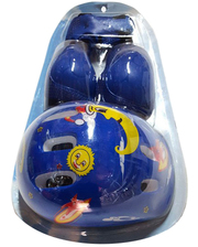 Shantou Экипировка для мальчика, 7 эл. синий, (2002)
