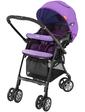 Aprica Прогулочная коляска LUXUNA CTS PURPLE, фиолетовая, (92998)