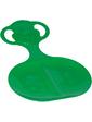 Технок Санки-ледянки, малые, зеленые, (1028)