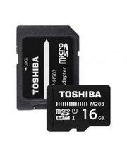 Toshiba MICROSDXC M203/EA 16GB 10/100 MB/s