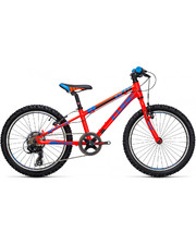 CUBE Kid 200 action team red/blue