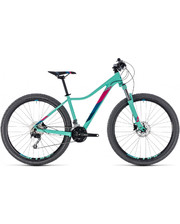 CUBE Access WS Pro 27.5 mint n raspberry 2018