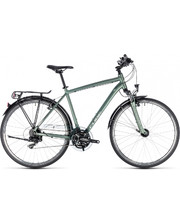 CUBE Touring green n silver