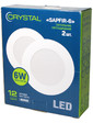 Crystal Sapfir 6W 60Вт ,4000K,220V,White,IP65 2 шт DNL-001