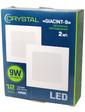 Crystal GIACINT 9W 90Вт ,4000K,220V,White,IP65 2 шт DNL-007